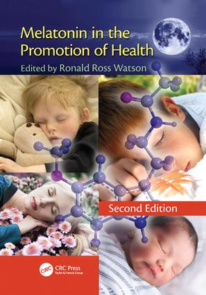Melatonin in the Promotion of Health: 2nd Edition (Paperback) book cover