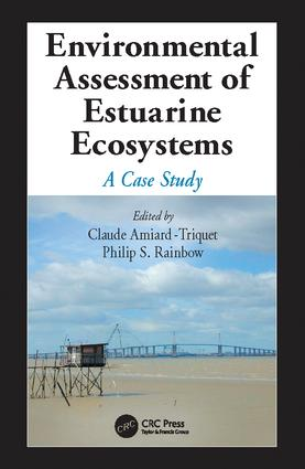 Environmental Assessment of Estuarine Ecosystems: A Case Study book cover