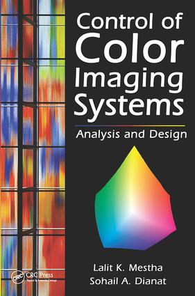 Control of Color Imaging Systems: Analysis and Design, 1st Edition (Paperback) book cover