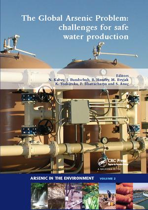 The Global Arsenic Problem: Challenges for Safe Water Production, 1st Edition (Paperback) book cover