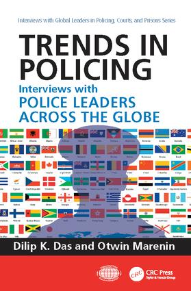 Trends in Policing: Interviews with Police Leaders Across the Globe, Volume 2 book cover