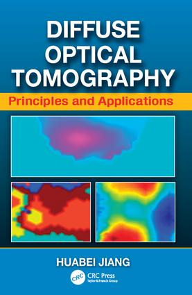 Diffuse Optical Tomography: Principles and Applications, 1st Edition (Paperback) book cover