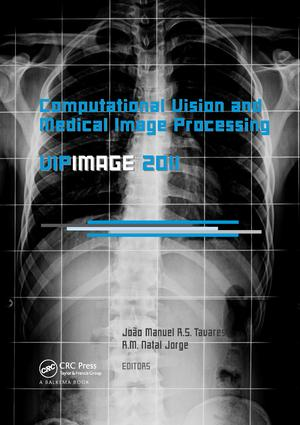 Computational Vision and Medical Image Processing: VipIMAGE 2011: 1st Edition (Paperback) book cover