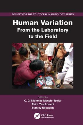 Human Variation: From the Laboratory to the Field, 1st Edition (Paperback) book cover