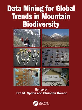 Data Mining for Global Trends in Mountain Biodiversity: 1st Edition (Paperback) book cover