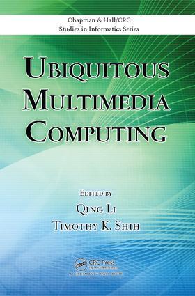 Ubiquitous Multimedia Computing book cover
