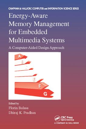 Energy-Aware Memory Management for Embedded Multimedia Systems: A Computer-Aided Design Approach, 1st Edition (Paperback) book cover