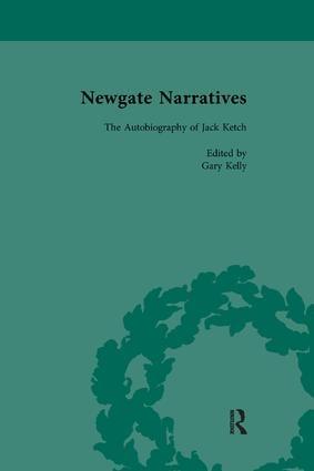 Newgate Narratives Vol 5: 1st Edition (Paperback) book cover