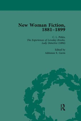 New Woman Fiction, 1881-1899, Part II vol 4
