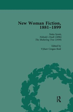 New Woman Fiction, 1881-1899, Part II vol 6: 1st Edition (Paperback) book cover