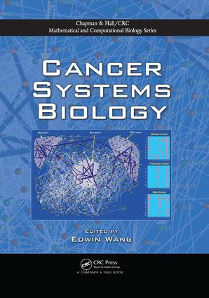 Cancer Systems Biology: 1st Edition (Paperback) book cover