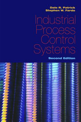 Industrial Process Control Systems, Second Edition: 2nd Edition (Paperback) book cover