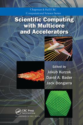 Scientific Computing with Multicore and Accelerators (Paperback) book cover
