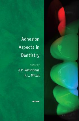 Adhesion Aspects in Dentistry: 1st Edition (Paperback) book cover