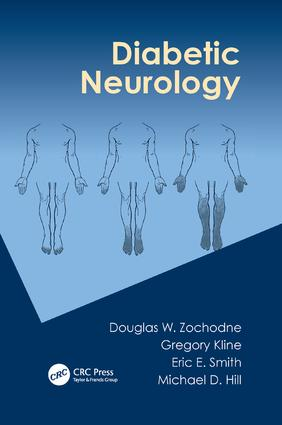 Diabetic Neurology: 1st Edition (Paperback) book cover