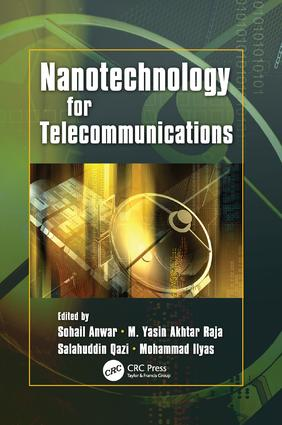 Nanotechnology for Telecommunications: 1st Edition (Paperback) book cover