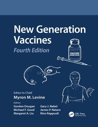 New Generation Vaccines book cover