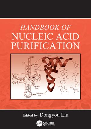 Handbook of Nucleic Acid Purification: 1st Edition (Paperback) book cover