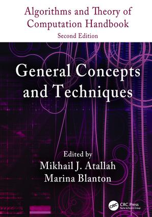 Algorithms and Theory of Computation Handbook, Volume 1: General Concepts and Techniques, 2nd Edition (Paperback) book cover