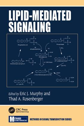Lipid-Mediated Signaling: 1st Edition (Paperback) book cover