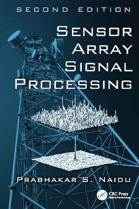 Sensor Array Signal Processing: 2nd Edition (Paperback) book cover