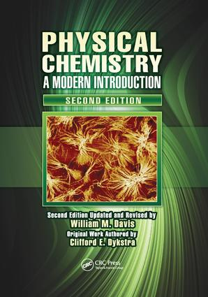 Physical Chemistry: A Modern Introduction, Second Edition, 2nd Edition (Paperback) book cover
