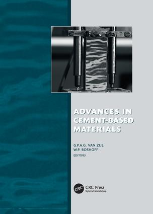 Advances in Cement-Based Materials: Proc. Int. Conf. Advanced Concrete Materials, 17-19 Nov. 2009, Stellenbosch, South Africa, 1st Edition (Paperback) book cover