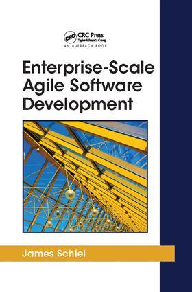 Enterprise-Scale Agile Software Development book cover