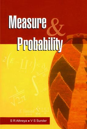 Measure and Probability book cover
