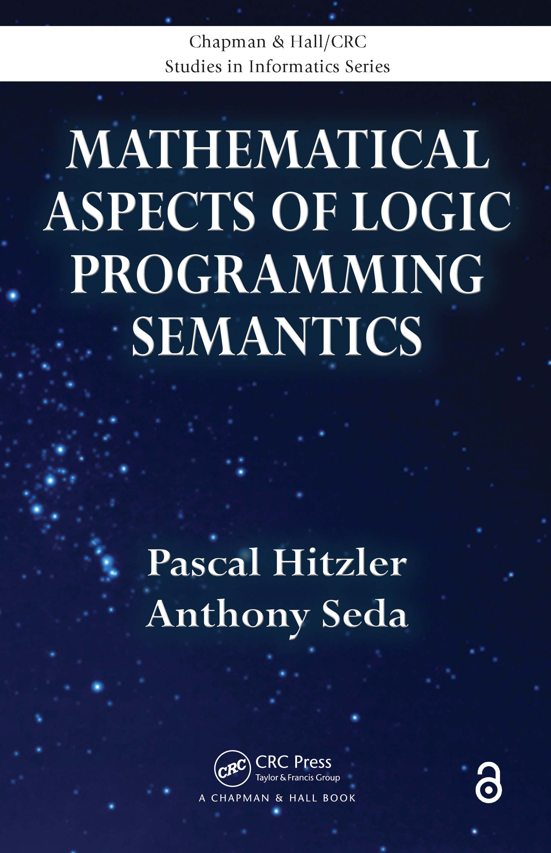 Mathematical Aspects of Logic Programming Semantics: 1st Edition (Paperback) book cover