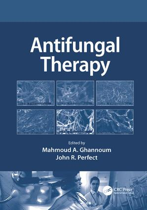 Antifungal Therapy: 1st Edition (Paperback) book cover