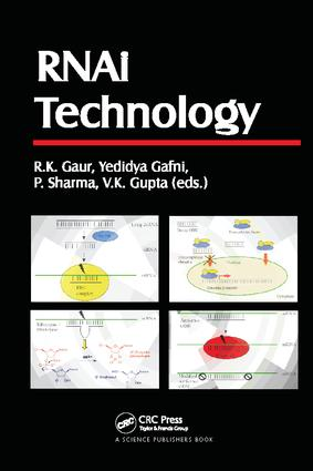 RNAi Technology: 1st Edition (Paperback) book cover