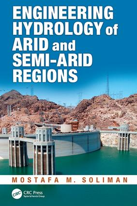 Engineering Hydrology of Arid and Semi-Arid Regions: 1st Edition (Paperback) book cover