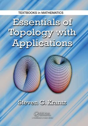 Essentials of Topology with Applications: 1st Edition (Paperback) book cover