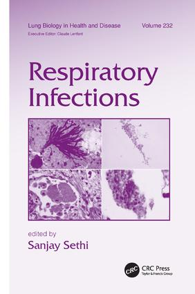 Respiratory Infections: 1st Edition (Paperback) book cover