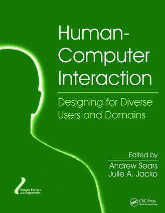 Human-Computer Interaction: Designing for Diverse Users and Domains, 1st Edition (Paperback) book cover