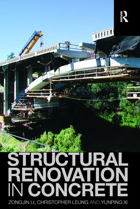 Structural Renovation in Concrete: 1st Edition (Paperback) book cover