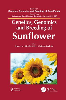 Genetics, Genomics and Breeding of Sunflower book cover