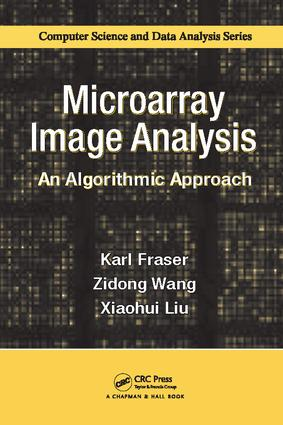 Microarray Image Analysis: An Algorithmic Approach book cover
