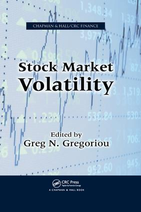 Stock Market Volatility: 1st Edition (Paperback) book cover