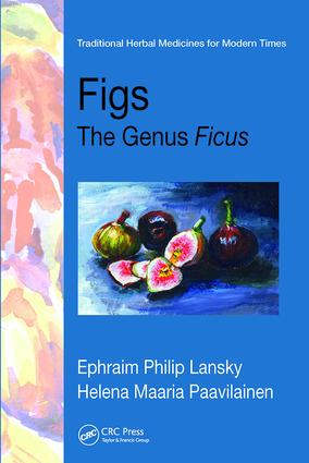 Figs: The Genus Ficus, 1st Edition (Paperback) book cover