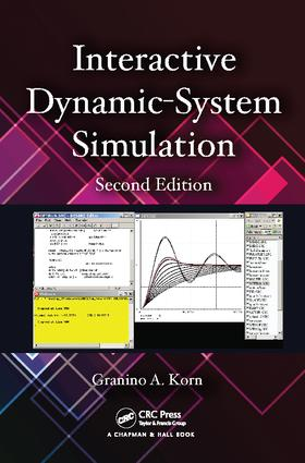Interactive Dynamic-System Simulation: 2nd Edition (Paperback) book cover