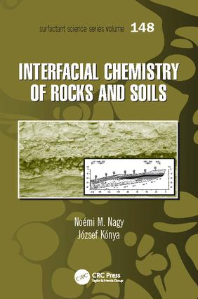 Interfacial Chemistry of Rocks and Soils: 1st Edition (Paperback) book cover