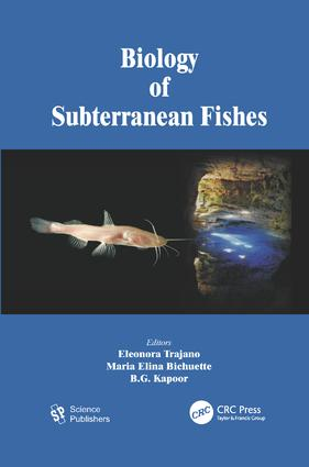 Biology of Subterranean Fishes: 1st Edition (Paperback) book cover