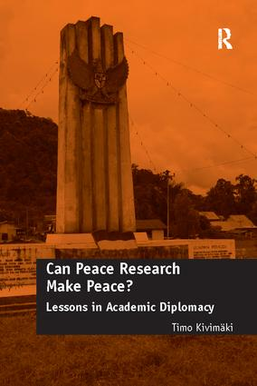 Can Peace Research Make Peace?