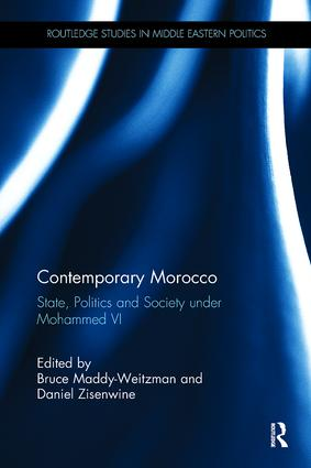 Contemporary Morocco: State, Politics and Society under Mohammed VI book cover
