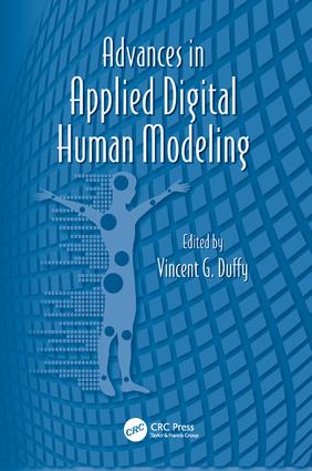 Advances in Applied Digital Human Modeling book cover