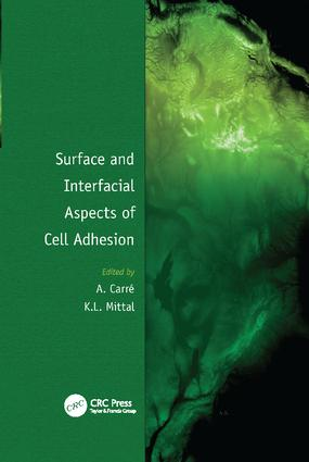 Surface and Interfacial Aspects of Cell Adhesion: 1st Edition (Paperback) book cover
