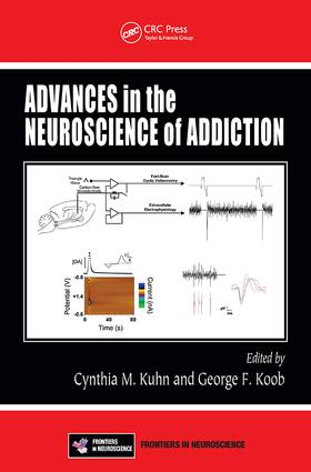 Advances in the Neuroscience of Addiction: 1st Edition (Paperback) book cover