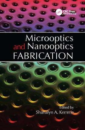 Microoptics and Nanooptics Fabrication: 1st Edition (Paperback) book cover